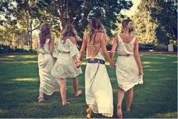 Magnifiek Boho chic: the new trend of the wedding! | Evedding - Silvana di Niso &CS14